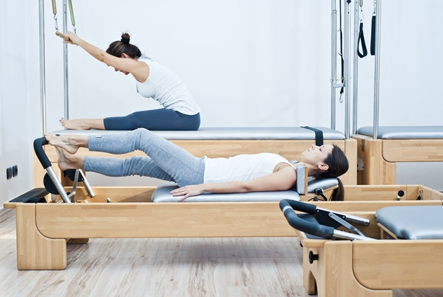 Personal Duo Pilates equipment Tiel Jessica Zijlema