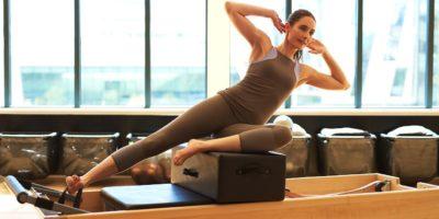 Postnatale Yoga Pilates herstel bevalling Tiel